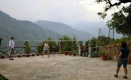 best holiday villa in kullu