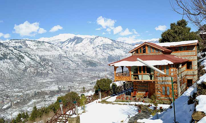 best cottage in kullu